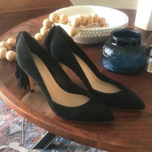 Loeffler Randall Fringe heels